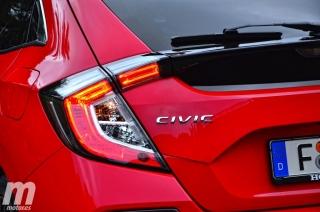 Fotos prueba Honda Civic 5 Puertas Foto 16