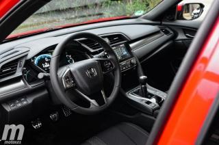 Fotos prueba Honda Civic 5 Puertas Foto 20