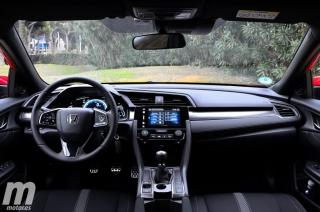 Fotos prueba Honda Civic 5 Puertas Foto 22