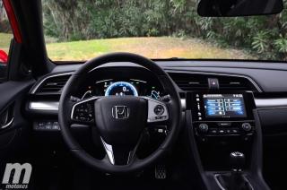 Fotos prueba Honda Civic 5 Puertas Foto 23