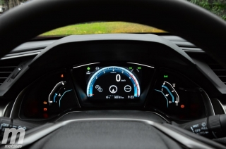 Fotos prueba Honda Civic 5 Puertas Foto 24