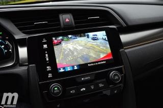 Fotos prueba Honda Civic 5 Puertas Foto 28