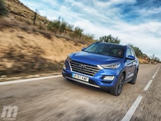 Fotos prueba Hyundai Tucson 2019 - Foto 1