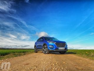 Fotos prueba Hyundai Tucson 2019 Foto 13