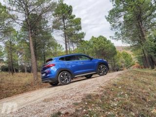 Fotos prueba Hyundai Tucson 2019 Foto 18