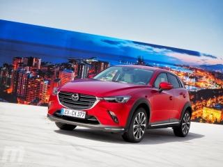 Fotos prueba Mazda CX-3 2018 Foto 1