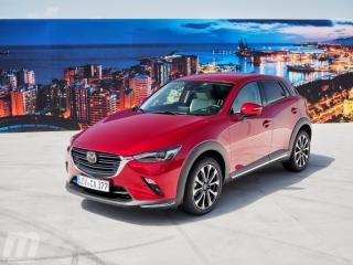 Fotos prueba Mazda CX-3 2018 Foto 2
