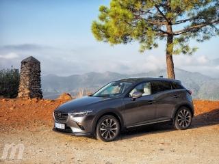 Fotos prueba Mazda CX-3 2018 Foto 3
