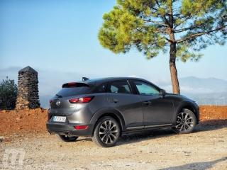 Fotos prueba Mazda CX-3 2018 Foto 4