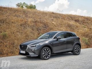 Fotos prueba Mazda CX-3 2018 Foto 5