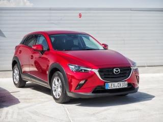 Fotos prueba Mazda CX-3 2018 Foto 7