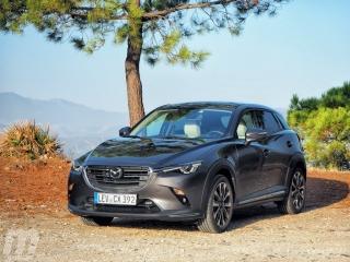Fotos prueba Mazda CX-3 2018 Foto 8