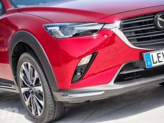 Fotos prueba Mazda CX-3 2018 Foto 9