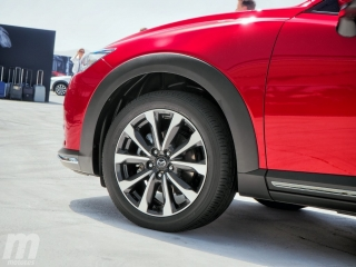 Fotos prueba Mazda CX-3 2018 Foto 11