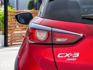 Fotos prueba Mazda CX-3 2018 Foto 13