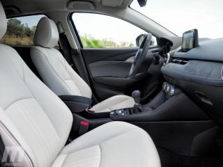 Fotos prueba Mazda CX-3 2018 Foto 19