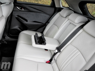 Fotos prueba Mazda CX-3 2018 Foto 29