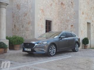 Fotos prueba Mazda6 2018 Foto 1