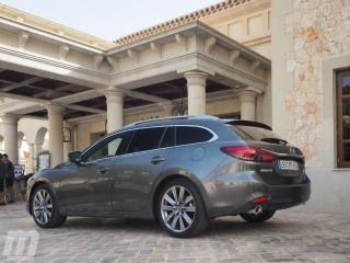 Fotos prueba Mazda6 2018 Foto 2