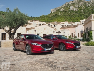 Fotos prueba Mazda6 2018 - Foto 3