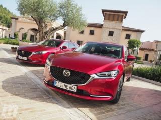 Fotos prueba Mazda6 2018 Foto 5