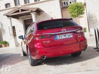 Fotos prueba Mazda6 2018 Foto 8