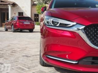 Fotos prueba Mazda6 2018 Foto 9