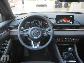 Fotos prueba Mazda6 2018 Foto 17