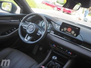 Fotos prueba Mazda6 2018 Foto 18