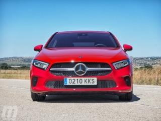Foto 4 - Fotos prueba Mercedes Clase A 180d 2018