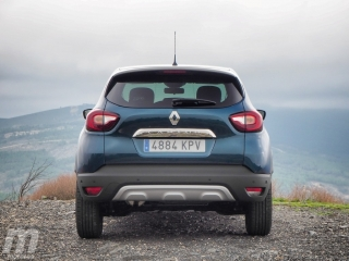 Fotos prueba Renault Captur 0.9 TCe 90 CV Foto 9