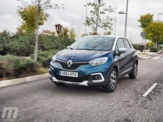 Fotos prueba Renault Captur 0.9 TCe 90 CV Foto 10