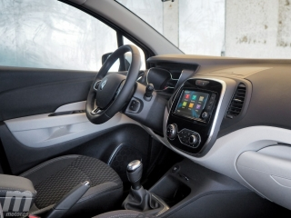 Fotos prueba Renault Captur 0.9 TCe 90 CV Foto 31