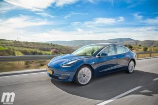 Fotos prueba Tesla Model 3 - Foto 1