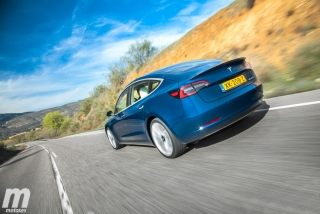 Fotos prueba Tesla Model 3 - Foto 2