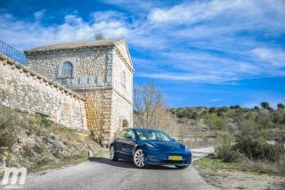 Fotos prueba Tesla Model 3 - Foto 3