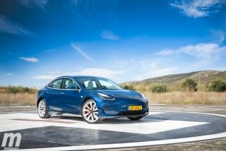 Fotos prueba Tesla Model 3 - Foto 5