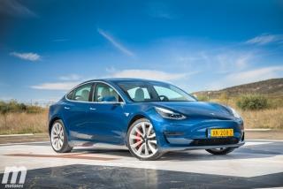 Fotos prueba Tesla Model 3 - Foto 6
