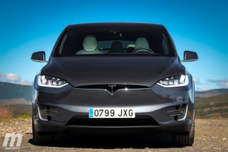 Fotos prueba Tesla Model X P100D - Foto 4