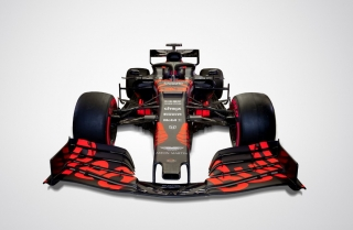 Fotos Red Bull RB15 F1 2019