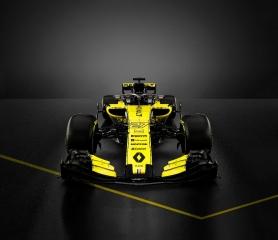 Fotos Renault RS18 F1 2018