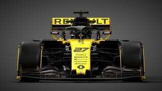 Foto 3 - Fotos Renault RS.19 F1 2019