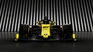 Fotos Renault RS.19 F1 2019