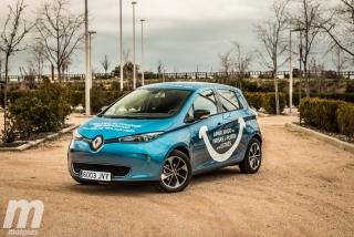 Foto 1 - Fotos Renault ZOE