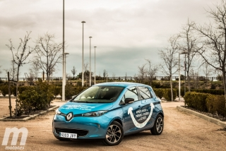 Foto 2 - Fotos Renault ZOE