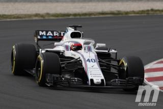 Fotos Robert Kubica F1 2018 Foto 2