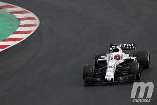 Fotos Robert Kubica F1 2018 Foto 3