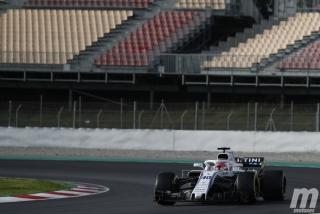 Fotos Robert Kubica F1 2018 Foto 7