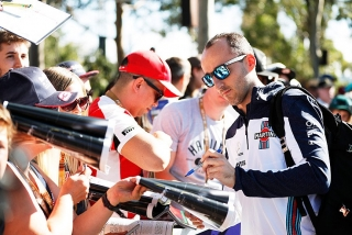 Fotos Robert Kubica F1 2018 Foto 12
