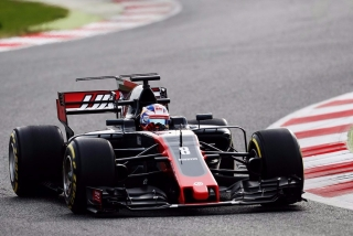 Foto 3 - Fotos Romain Grosjean F1 2017